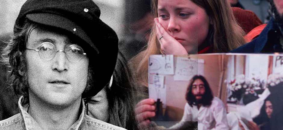 Beatle John Lennon shot dead In NY 40 Years Ago Today