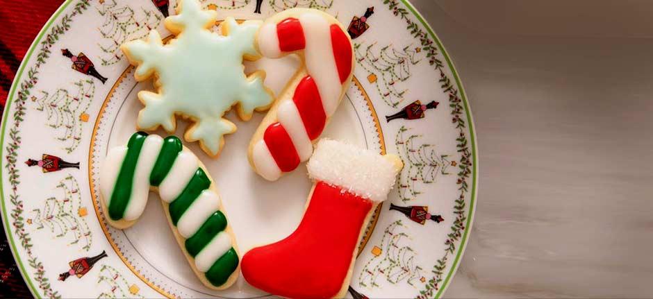 Santa Reviver :  irresistible Christmas cookie recipes