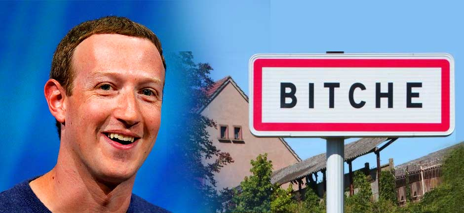 Ville de Bitche: Facebook removes French town's page