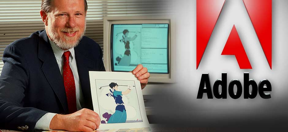 Adobe's 'Mister Postscript' Charles Geschke dies aged 81