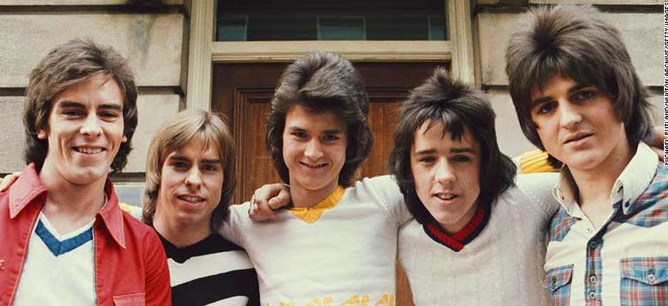Les McKeown, Bay City Rollers frontman dies aged 65