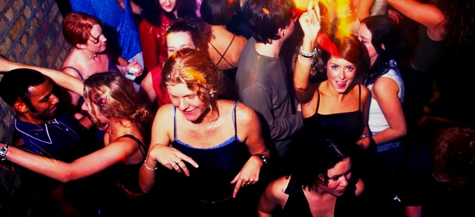 UK Clubbing comes back 'This is the best day of my life'