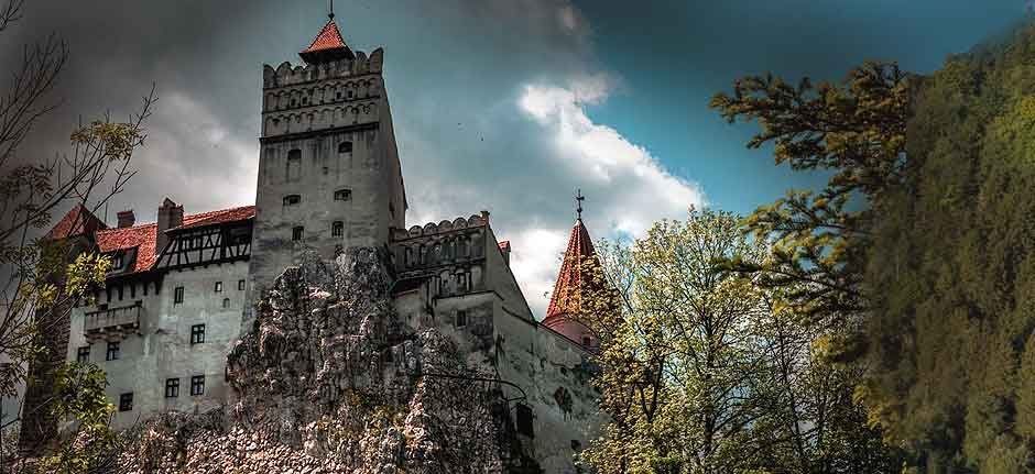 Fancy a jab? Dracula's castle offering free vaccinations