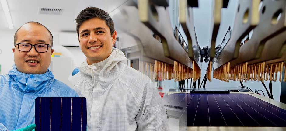 Tech start-up creates world's most efficient solar cell