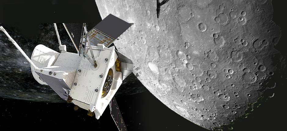 BepiColombo: Europe's mission to Mercury first pictures
