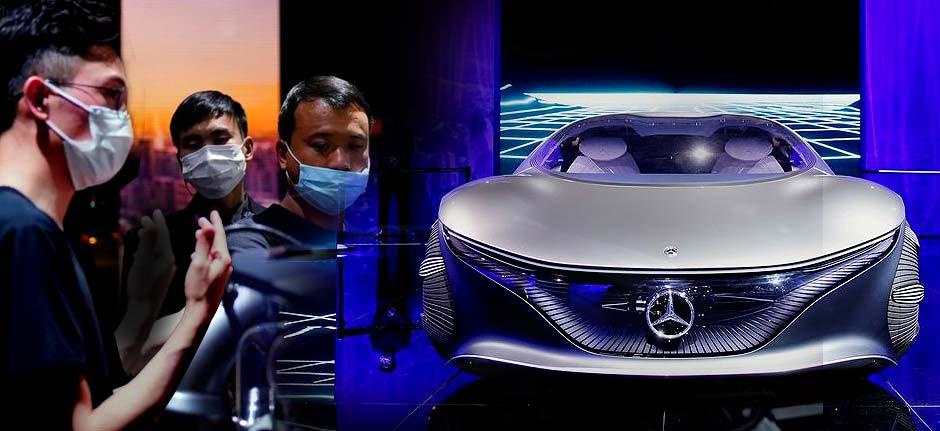 Mercedes-Benz opens new 'Tech Center China' R&D facility