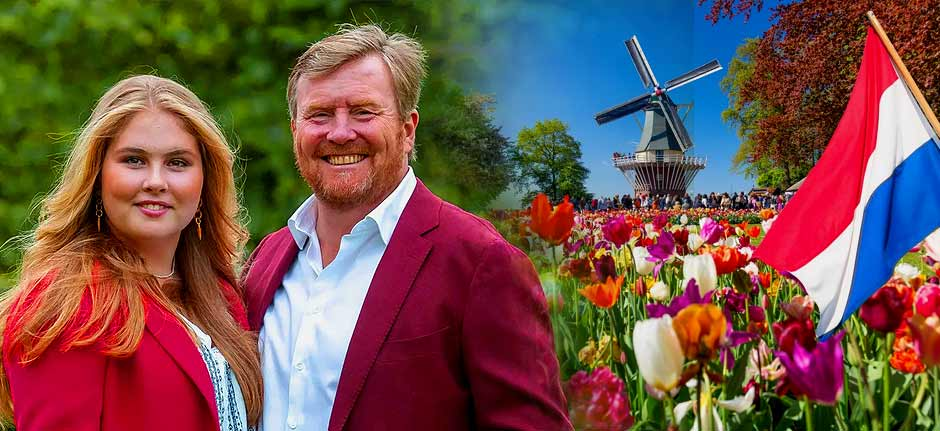 Dutch royals can marry person of same sex & retail throne