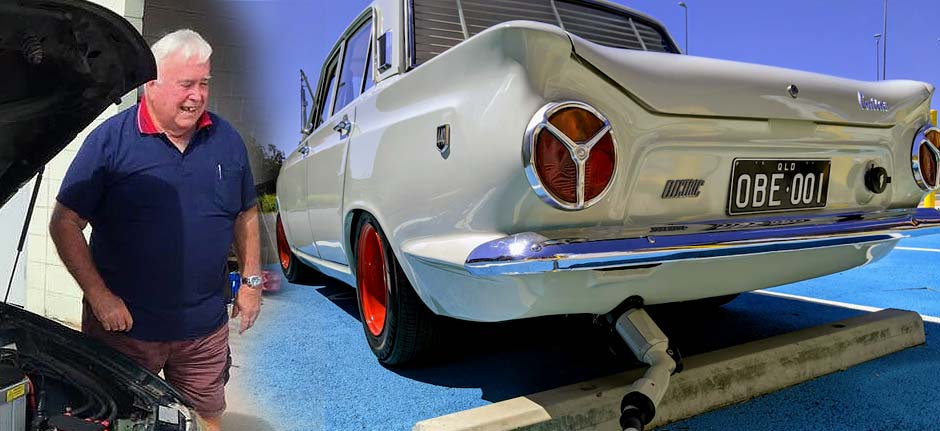 Boom in conversion of classic cars to electric vehicles