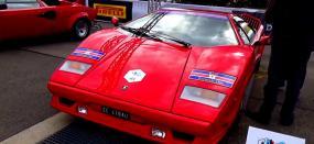 Lamborghini Countach Road Trip (P.3)