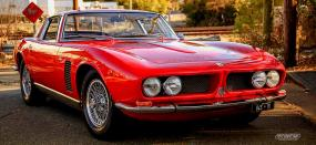 'The Red Iso Grifo'