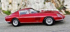 Steve McQueen's '67 Ferrari 275 GTB