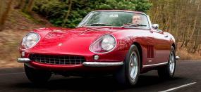 Ferrari 275 GTB/4 N.A.R.T. '67 Spider