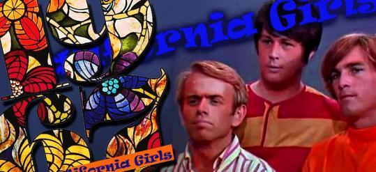 Beach Boys 'California Girls'