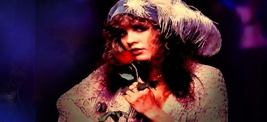 Stevie Nicks 'Gypsy' Remix