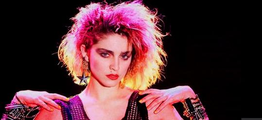 Madonna 'Lucky Star'