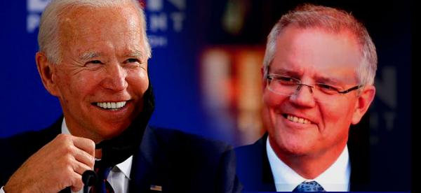 President Biden & Australia