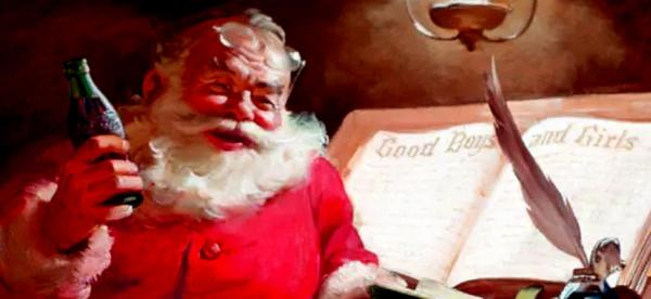 Coca-Cola invented Santa & Other Christmas Myths