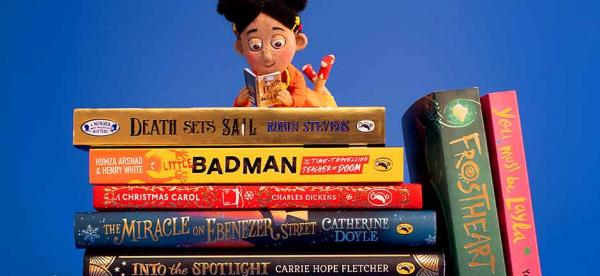 Seen The Movie ? Get The Book ! Christmas Reads For All